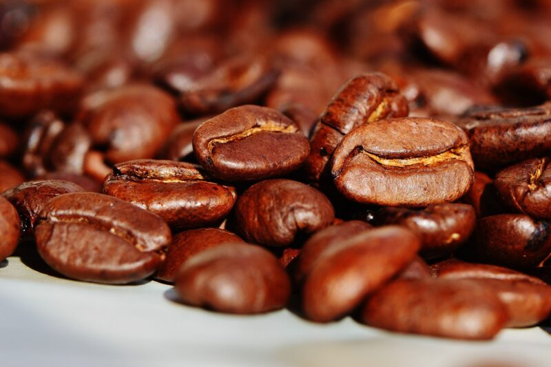 Kaffeebohnen Exfoliant BIO SanaBio Lieferant