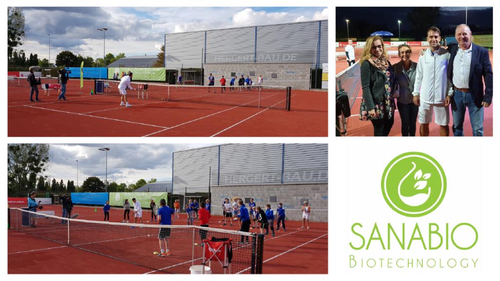 SanaBio Tennisclubs